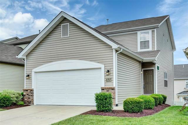 1717 Coupru Court, Saint Peters, MO 63376 (#19062674) :: Barrett Realty Group