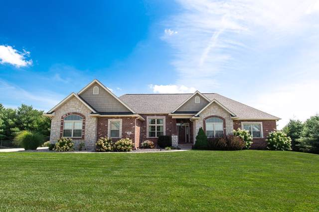 116 Windsor Drive, Troy, IL 62294 (#19062683) :: Fusion Realty, LLC