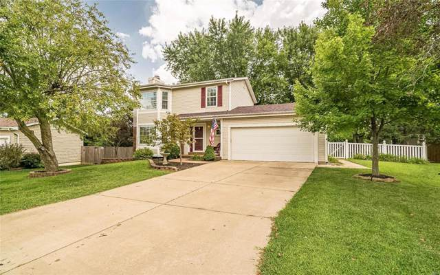 8 Cloverhill Court, Saint Peters, MO 63376 (#19062734) :: St. Louis Finest Homes Realty Group