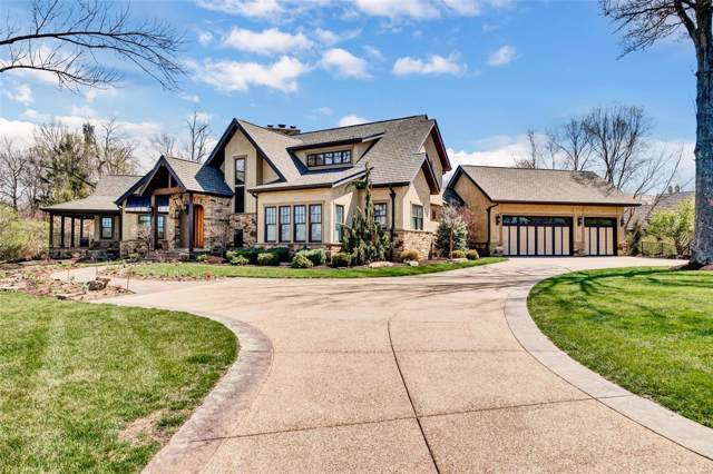 6 Rutherford, St Louis, MO 63131 (#19062764) :: Holden Realty Group - RE/MAX Preferred
