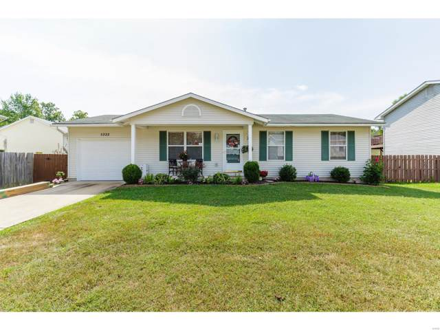 5222 Parkview, Imperial, MO 63052 (#19062793) :: Clarity Street Realty