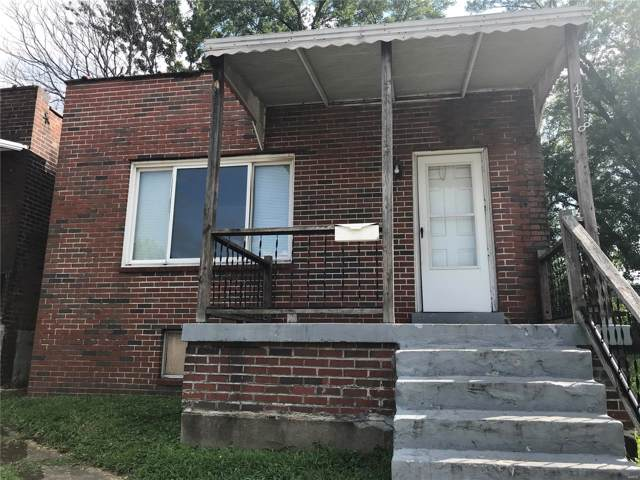 4718 Lexington Avenue, St Louis, MO 63115 (#19062814) :: RE/MAX Vision