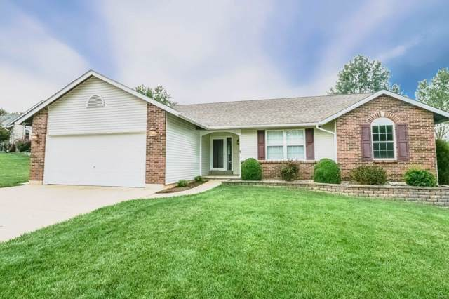 1219 Red Oak Court, Troy, MO 63379 (#19062822) :: St. Louis Finest Homes Realty Group