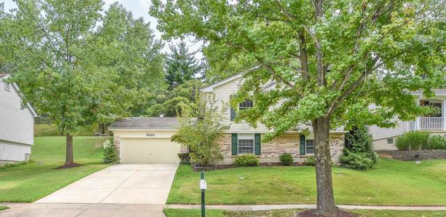 2920 Royal Gorge Court, St Louis, MO 63129 (#19062825) :: RE/MAX Professional Realty