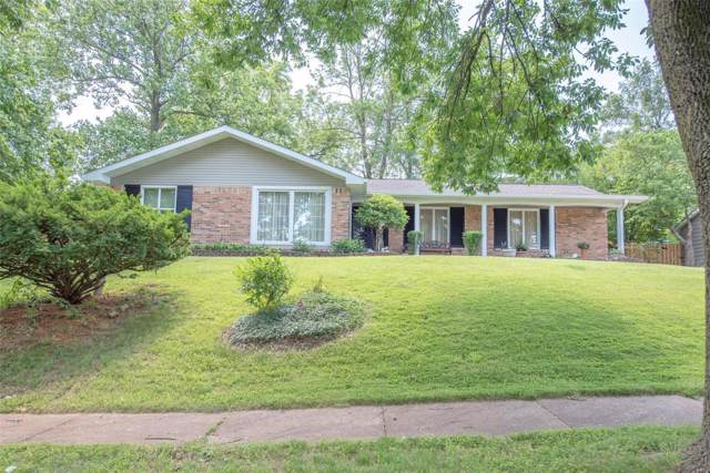 1272 Lombez Drive, Manchester, MO 63021 (#19062832) :: The Kathy Helbig Group