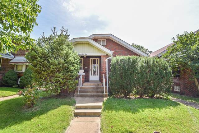 6110 Newport Avenue, St Louis, MO 63116 (#19062834) :: Walker Real Estate Team