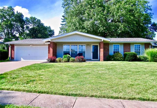 1105 Broadhurst Drive, Manchester, MO 63021 (#19062837) :: St. Louis Finest Homes Realty Group