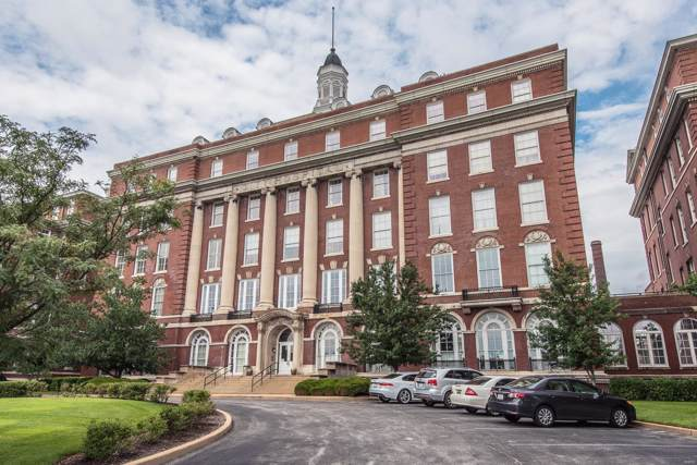 1515 Lafayette Avenue #216, St Louis, MO 63104 (#19062857) :: RE/MAX Professional Realty
