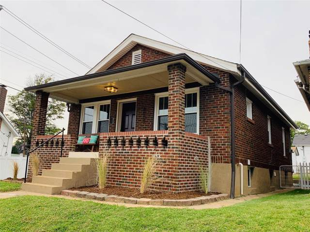 6009 Hartford Street, St Louis, MO 63139 (#19062874) :: The Becky O'Neill Power Home Selling Team