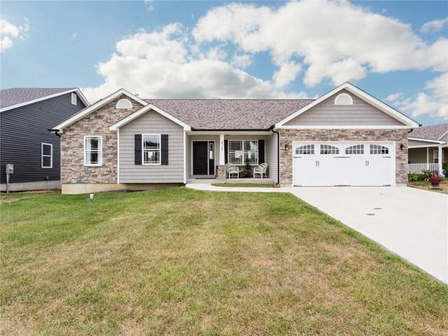 427 Stonewater, Pevely, MO 63070 (#19062898) :: Barrett Realty Group