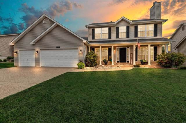622 Courageous Lane, Wentzville, MO 63385 (#19062927) :: Barrett Realty Group