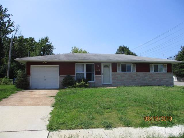 1570 Moellering, Florissant, MO 63031 (#19062944) :: The Becky O'Neill Power Home Selling Team