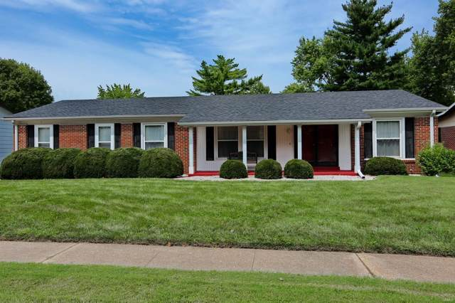 2615 Woodsage Drive, Florissant, MO 63033 (#19062972) :: Clarity Street Realty
