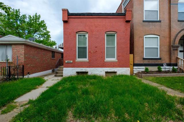 3307 Michigan Ave, St Louis, MO 63118 (#19063021) :: The Becky O'Neill Power Home Selling Team