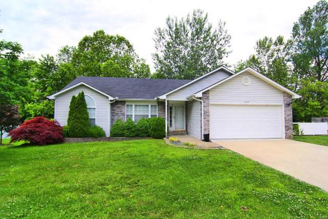 2717 Brittany Dr., Jackson, MO 63755 (#19063062) :: The Kathy Helbig Group