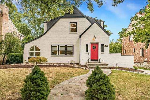 7640 Walinca Terr, St Louis, MO 63105 (#19063064) :: Kelly Hager Group | TdD Premier Real Estate