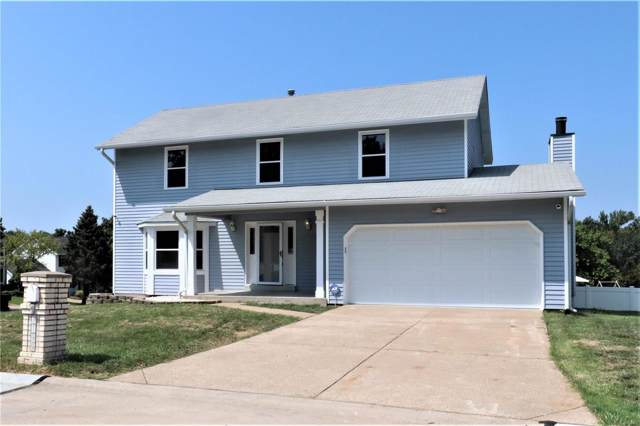 1199 Colby Court, Saint Peters, MO 63376 (#19063084) :: The Kathy Helbig Group
