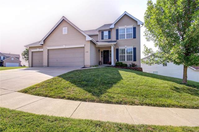 218 Hunters Heights Court, Eureka, MO 63025 (#19063087) :: St. Louis Finest Homes Realty Group