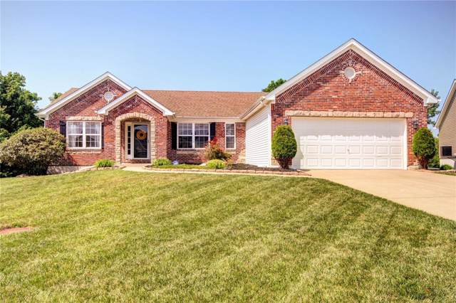 314 Royallsprings Parkway, Dardenne Prairie, MO 63368 (#19063110) :: The Kathy Helbig Group