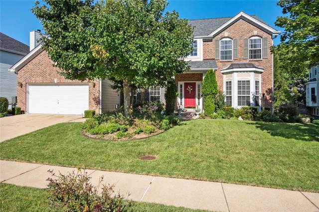 658 Arbor Haven Drive, Ballwin, MO 63021 (#19063116) :: St. Louis Finest Homes Realty Group