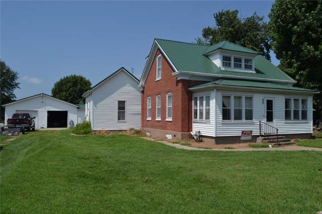 295 N Main Street, HOYLETON, IL 62803 (#19063120) :: RE/MAX Professional Realty