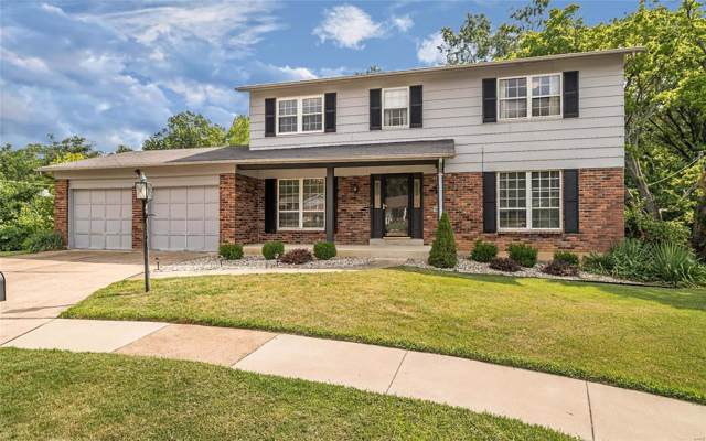 5041 Reynosa, St Louis, MO 63128 (#19063127) :: The Becky O'Neill Power Home Selling Team