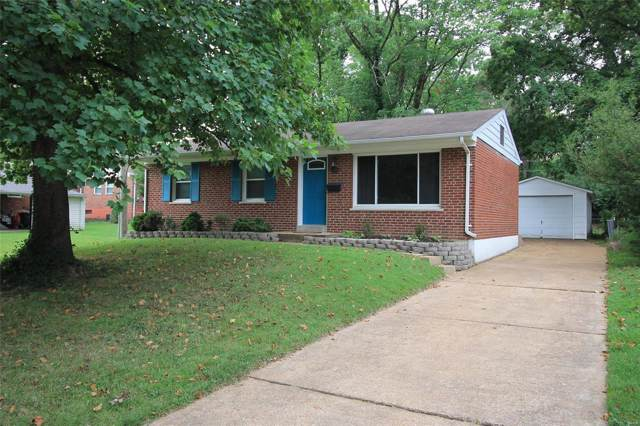 1205 Oakleaf Drive, St Louis, MO 63119 (#19063133) :: The Becky O'Neill Power Home Selling Team