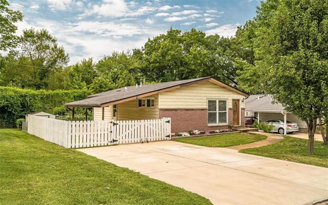 1319 Honeywood, St Louis, MO 63126 (#19063193) :: Holden Realty Group - RE/MAX Preferred