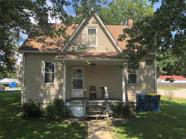 812 E Illinois Street, New Baden, IL 62265 (#19063197) :: Peter Lu Team