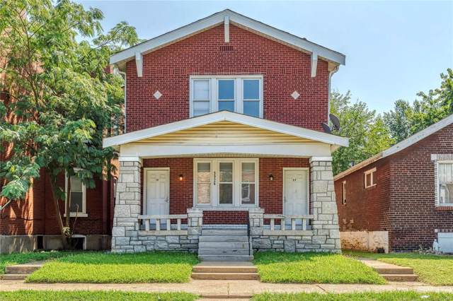 3926 Oregon Avenue, St Louis, MO 63118 (#19063282) :: St. Louis Finest Homes Realty Group