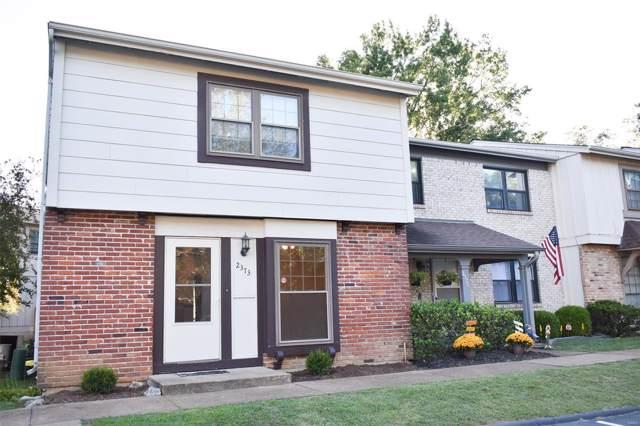 2373 Hiddengarden Court, Ballwin, MO 63021 (#19063288) :: St. Louis Finest Homes Realty Group