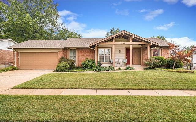 2744 Fordham Drive, St Louis, MO 63129 (#19063314) :: RE/MAX Professional Realty