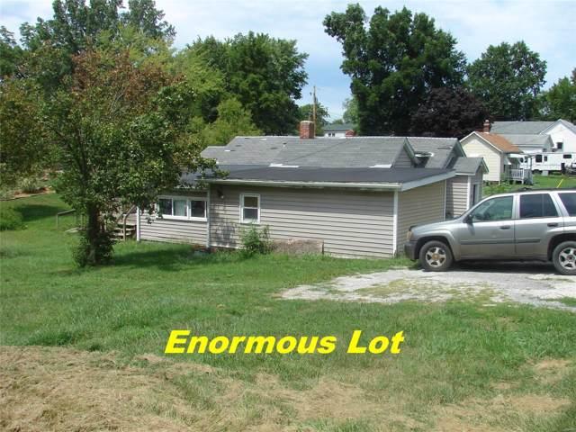 300 S 7th, BENLD, IL 62009 (#19063317) :: Realty Executives, Fort Leonard Wood LLC