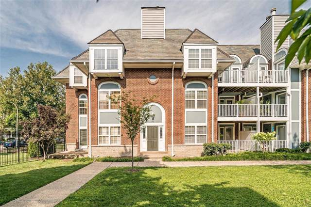 4235 W Pine Boulevard #13, St Louis, MO 63018 (#19063352) :: Clarity Street Realty