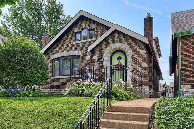 5422 Walsh Street, St Louis, MO 63109 (#19063371) :: St. Louis Finest Homes Realty Group
