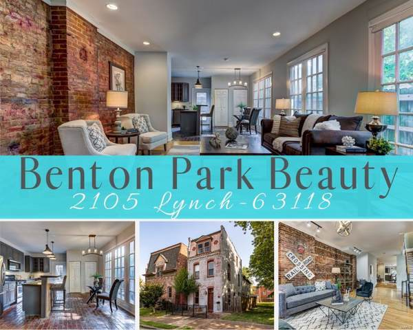 2105 Lynch, St Louis, MO 63118 (#19063421) :: The Becky O'Neill Power Home Selling Team
