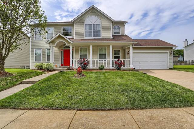 12845 Meadowdale, St Louis, MO 63138 (#19063425) :: The Kathy Helbig Group