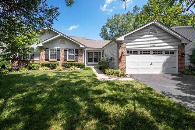 4038 French Oak, Saint Charles, MO 63304 (#19063428) :: Barrett Realty Group
