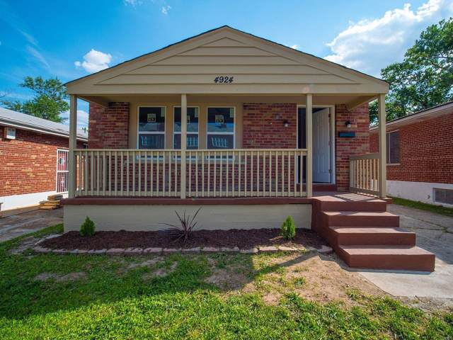 4924 Warwick Avenue, St Louis, MO 63113 (#19063491) :: The Becky O'Neill Power Home Selling Team