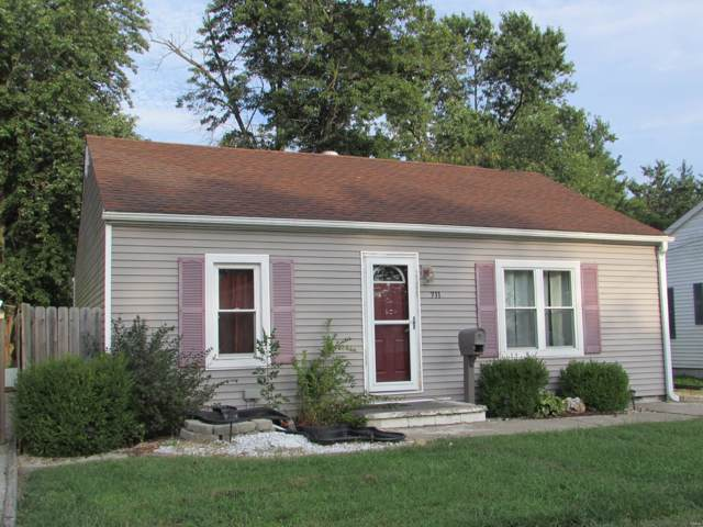 711 S Arch Street, Jerseyville, IL 62052 (#19063510) :: The Kathy Helbig Group