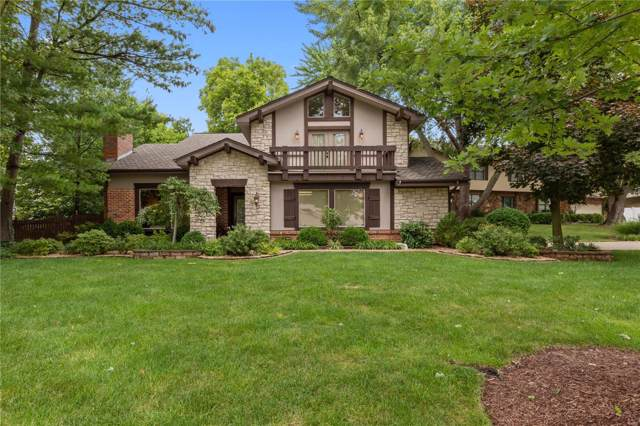 10 Homestead Court, Saint Charles, MO 63303 (#19063584) :: Barrett Realty Group