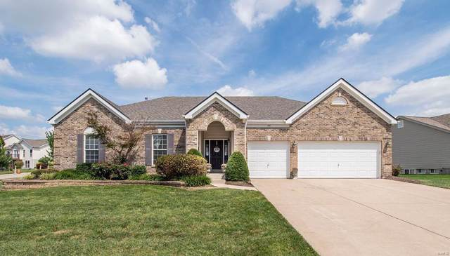 320 Mcintyre, Wentzville, MO 63385 (#19063697) :: Barrett Realty Group