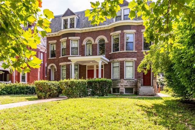 4364 W Pine Boulevard A, St Louis, MO 63108 (#19063702) :: RE/MAX Professional Realty