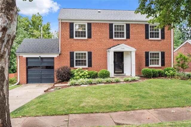 7141 Cambridge Avenue, University City, MO 63130 (#19063725) :: The Becky O'Neill Power Home Selling Team