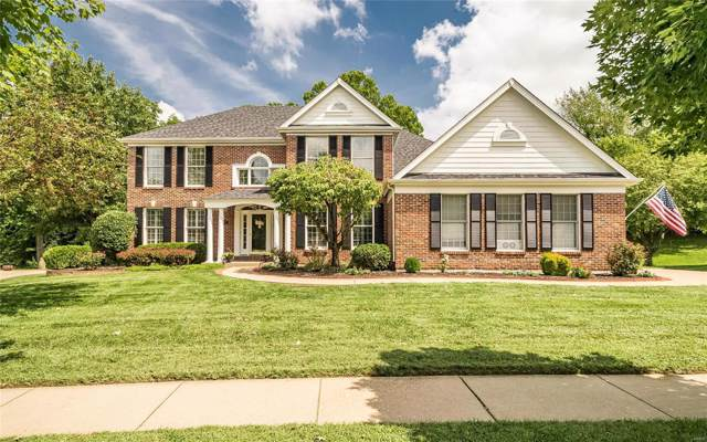 1204 Hillcrest Field, Chesterfield, MO 63005 (#19063754) :: Walker Real Estate Team