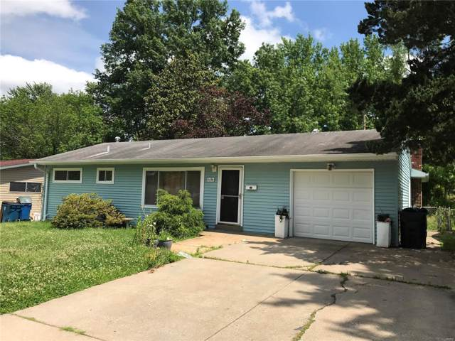 1636 Maldon, St Louis, MO 63136 (#19063767) :: The Becky O'Neill Power Home Selling Team