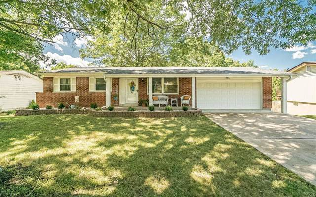 5467 Valleyside Lane, St Louis, MO 63128 (#19063782) :: Barrett Realty Group