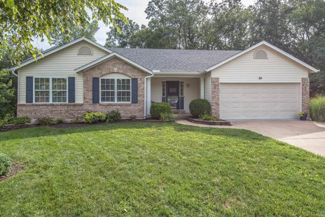 24 Forest Haven Court, O'Fallon, MO 63368 (#19063822) :: Barrett Realty Group