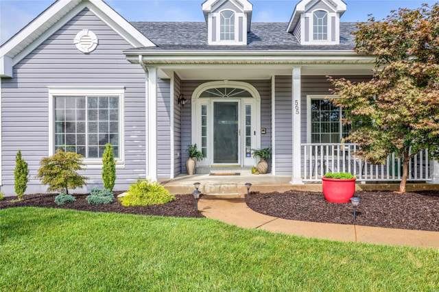 565 Crown Pointe Estates Court, Wildwood, MO 63021 (#19063884) :: St. Louis Finest Homes Realty Group