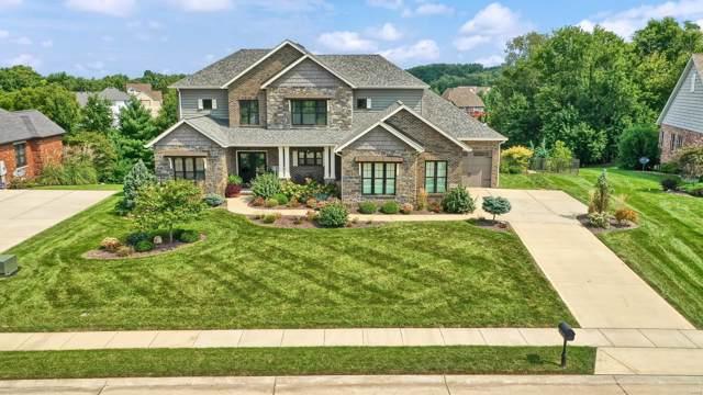 8453 Stone Ledge Drive, Edwardsville, IL 62025 (#19063889) :: RE/MAX Professional Realty